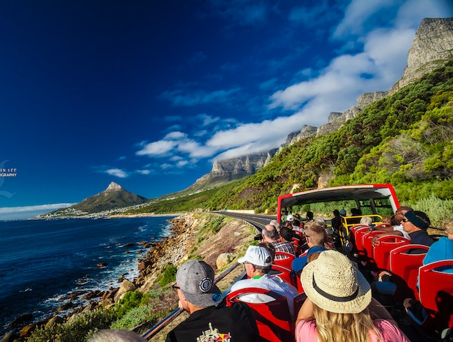 Cruising Into Camps Bay