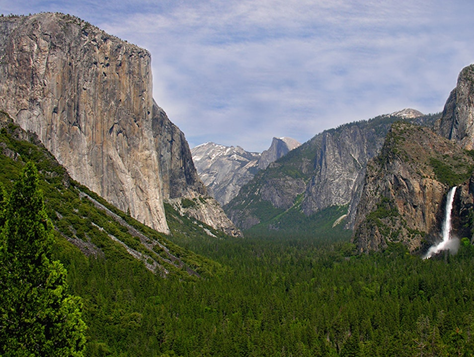 Yosemite Valley Yosemite National Park California United States