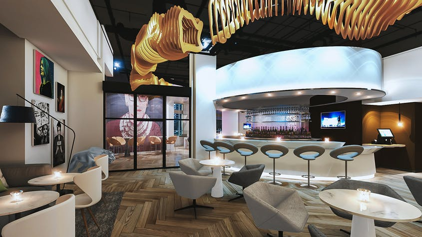 Hotel Zena is set to open this spring in Washington, D.C.