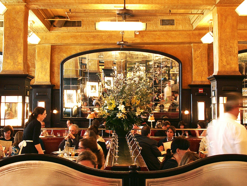 Balthazar New York New York United States