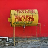 Reggae Spice Jerk Chicken