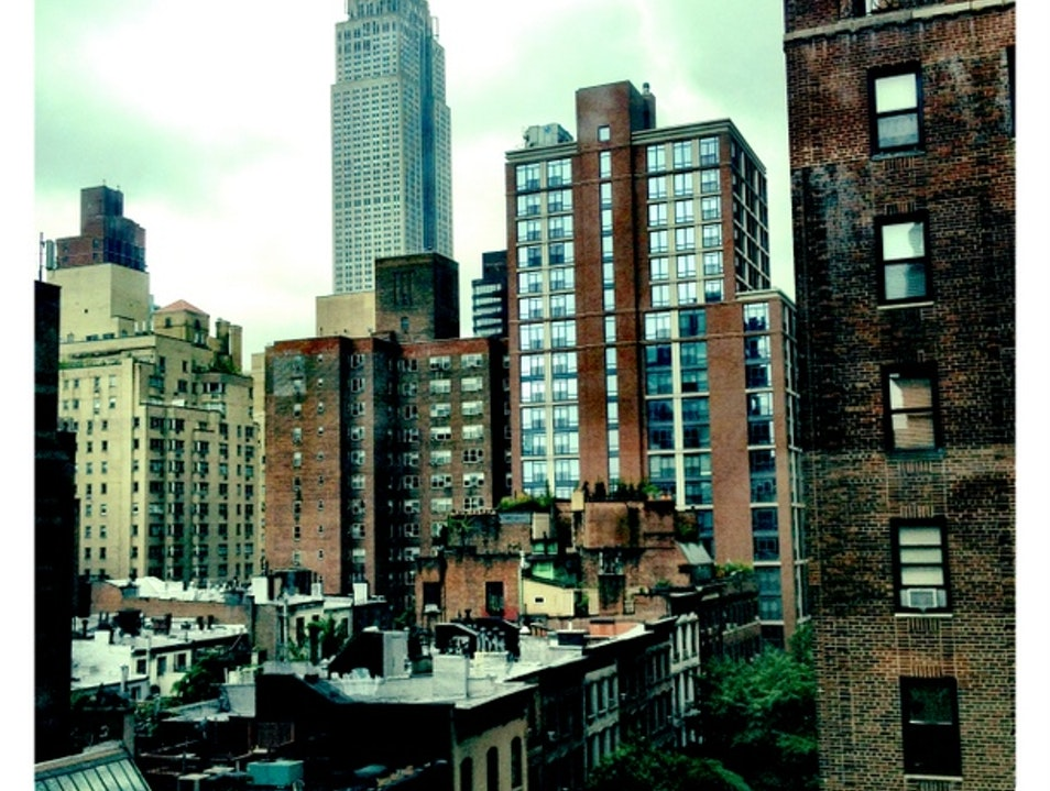 Wake Up With a (Pretty Fantastic) View in New York City New York New York United States