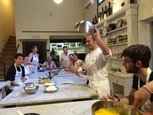Food and Wine Academy of Florence
