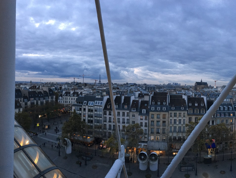Centre Pompidou Paris  France