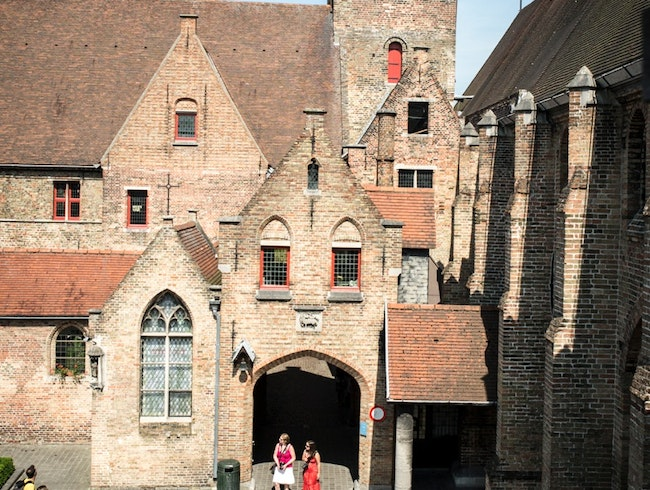 Visit the Old Hospital St. John/ Memling Museum