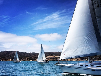Pacifica Sailing Charters San Diego California United States