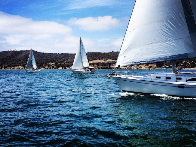 Celebrate Sailing in Sunny San Diego