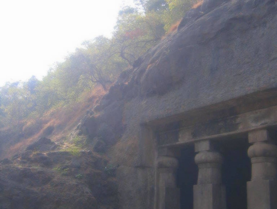 Elephanta Island Mumbai  India