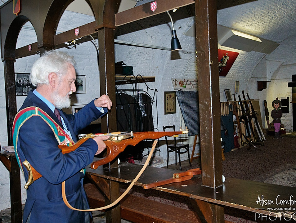 Brussels Active Crossbow Guild and Museum