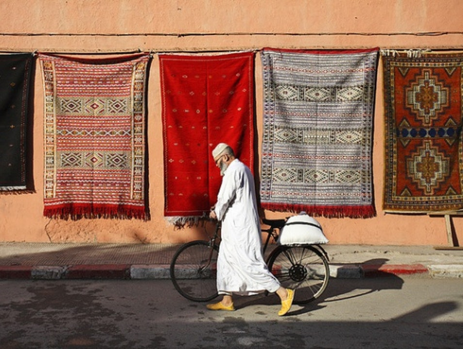 Psychological Testing: How to Deal With the Medina Hustling in 4 Funny {and Serious} Ways Marrakech  Morocco