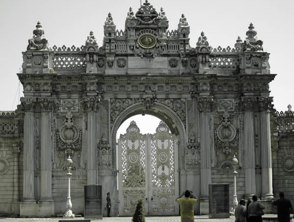 Istanbul's Ostentatious Dolmabahce Palace Istanbul  Turkey