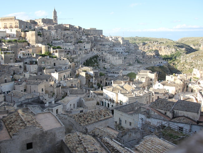 The Magnificence of Matera