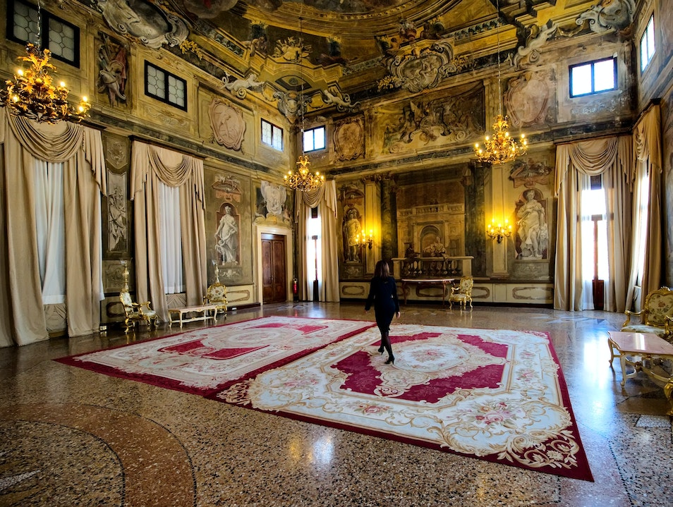 Your Private Palace with Grand Canal Views  Venice  Italy