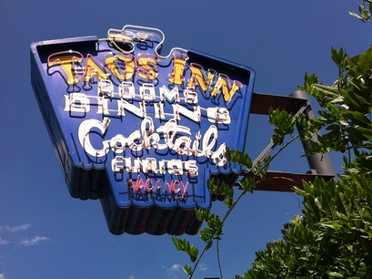 Doc Martin's Restaurant Taos New Mexico United States