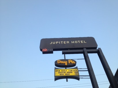 Jupiter Hotel Portland Oregon United States