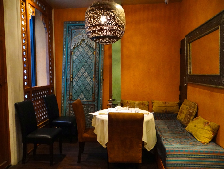 Transport Yourself to Morocco via NYC New York New York United States