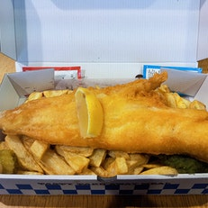 World Famous for a Reason: Docklands Fish and Chips