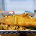 World Famous for a Reason: Docklands Fish and Chips Liverpool  United Kingdom