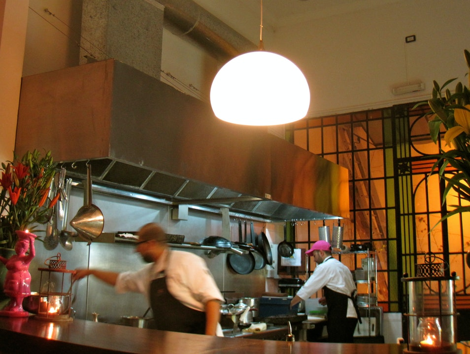 Colombian Cuisine, Behind Closed Doors Buenos Aires  Argentina
