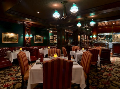 The Steak House at Circus Circus Las Vegas Nevada United States