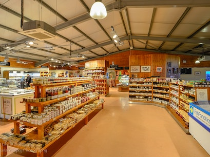 Cwmcerrig Farm Shop Gorslas  United Kingdom