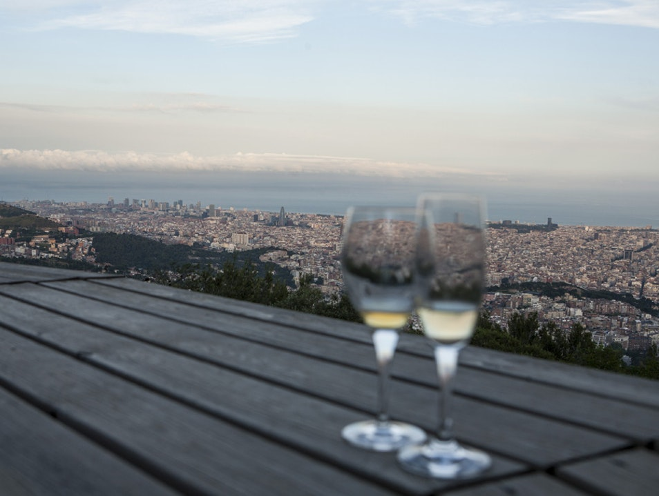 Dinners at the Fabra Observatory in Barcelona