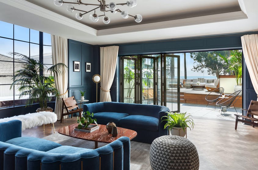 Fairmont Miramar Hotel & Bungalows is among the most classic Santa Monica hotels.
