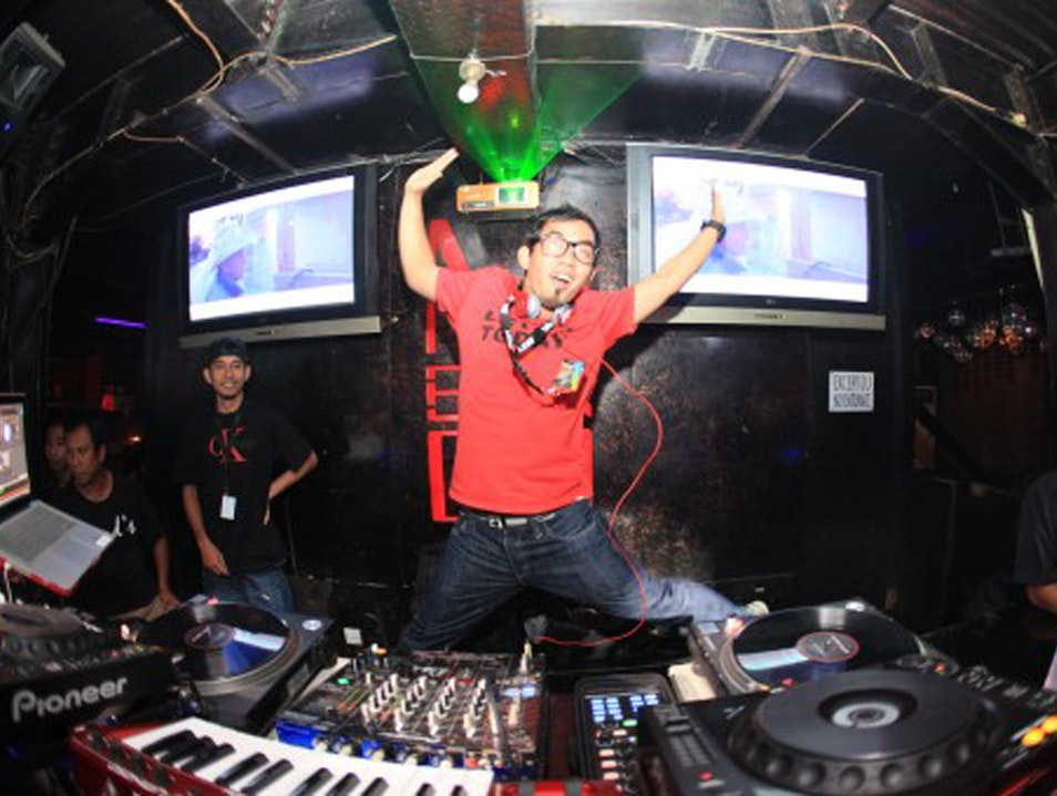 Hit the Dance Floor at MBarGo Kuta  Indonesia