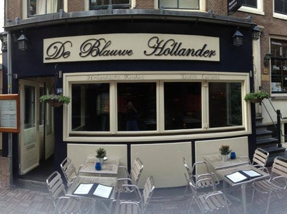 De Blauwe Hollander Amsterdam  The Netherlands