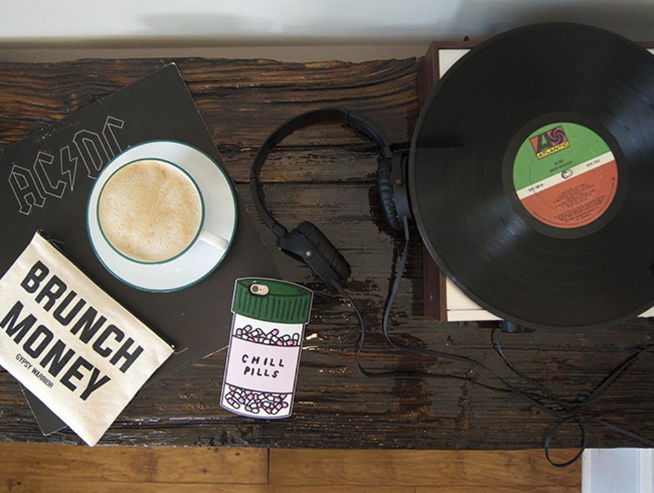 Records, Coffee, Wine, and More