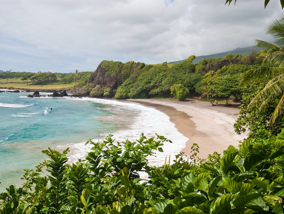 Lazy Days at the Best Beach in Maui  Hawaii United States
