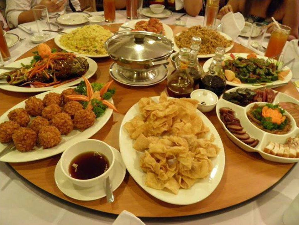 Chinese and Thai Food at Berco's Gurgaon  India