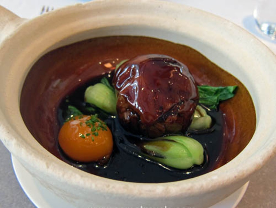Affordable Michelin-Starred Dining at Bo Innovation