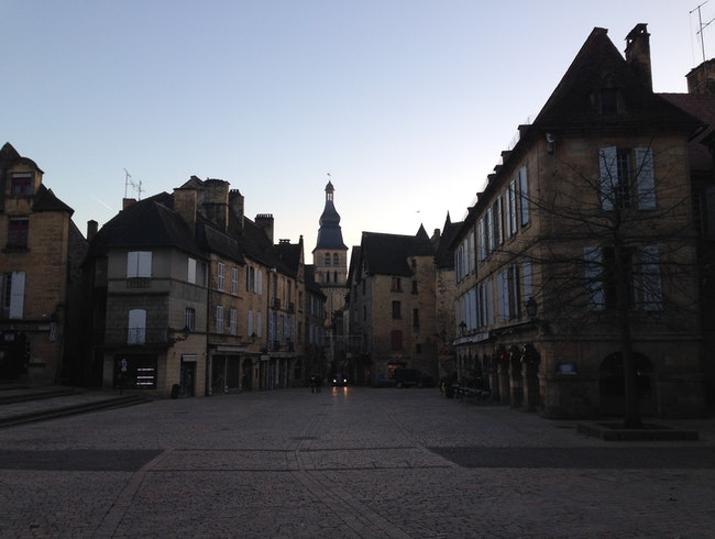 Astonishing medieval Sarlat