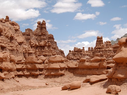 Goblin Valley State Park Green River Utah United States