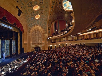 Detroit Opera House Detroit Michigan United States