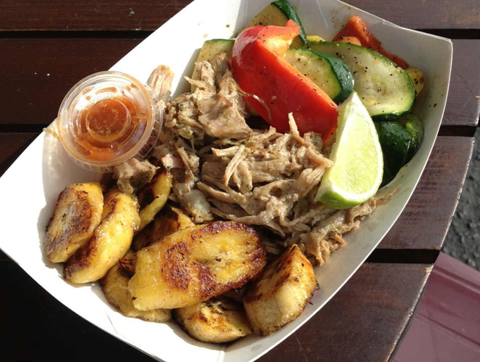Babaloo Food Truck in San Francisco - Cuban food Lucy would love! San Francisco California United States