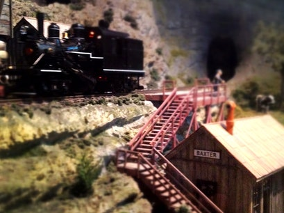 EnterTRAINment Junction West Chester Ohio United States