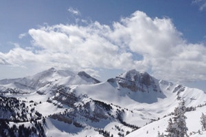 Winter in Jackson Hole