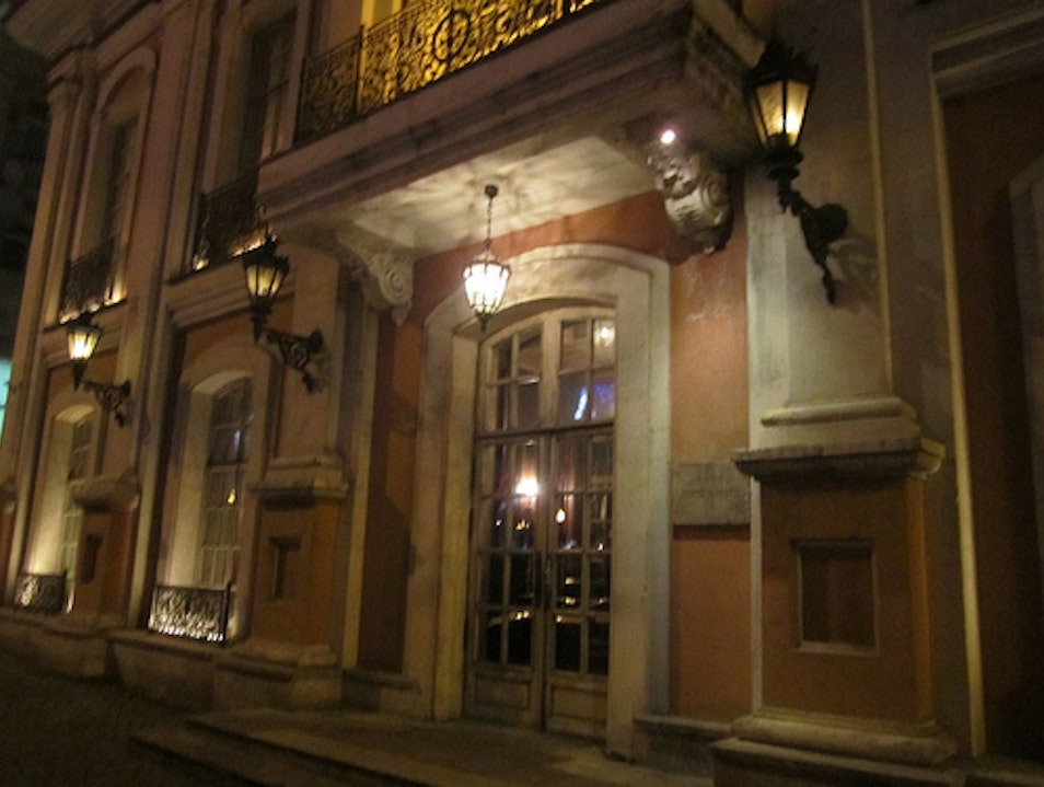 Great dinner spot Moscow  Russia