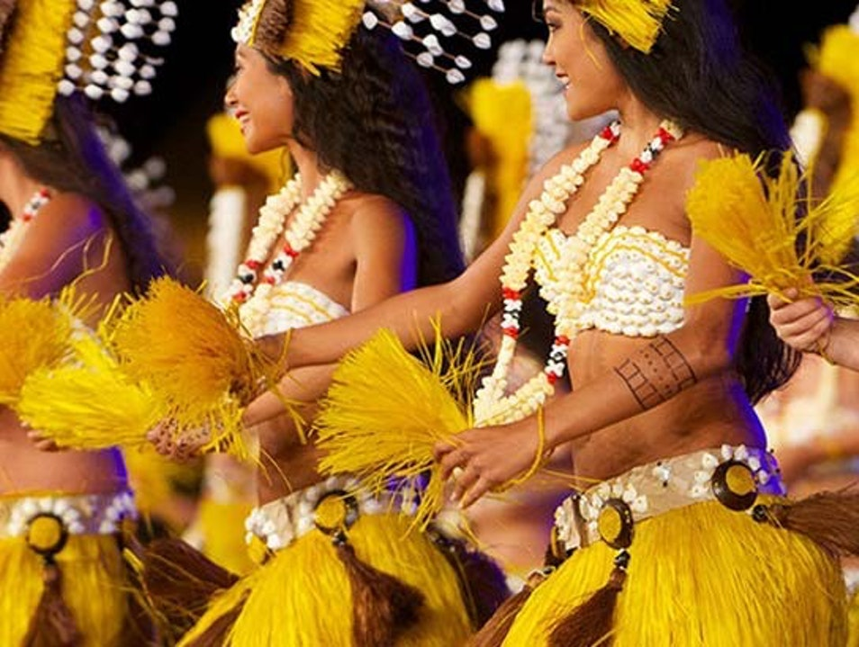 Mesmerizing Dance Faaa  French Polynesia