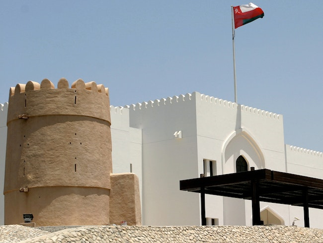 Sultan's Armed Forces Museum