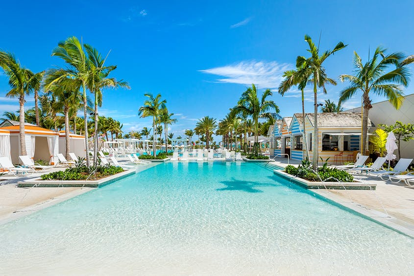 The Bahamas could trademark family fun in the sun.
