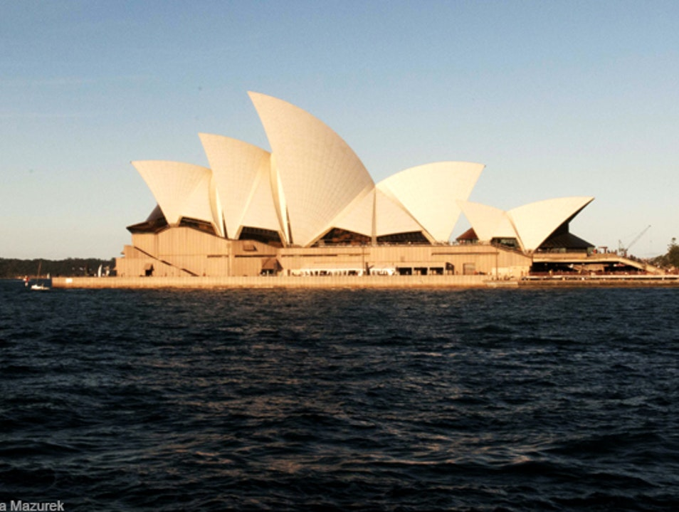 Tour the Sydney Opera House Sydney  Australia