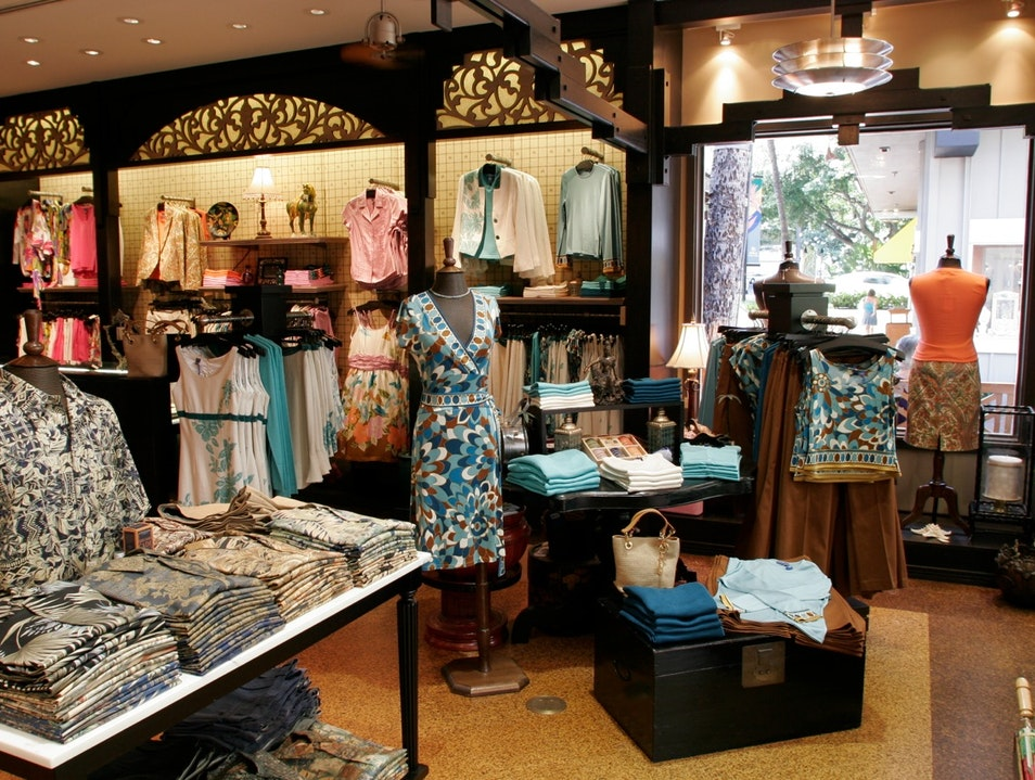 Shop without Leaving the Resort Honolulu Hawaii United States