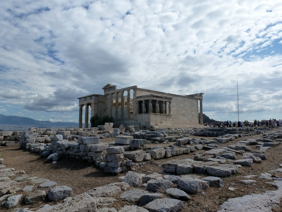 Don't miss a visit with ancient history Athens  Greece