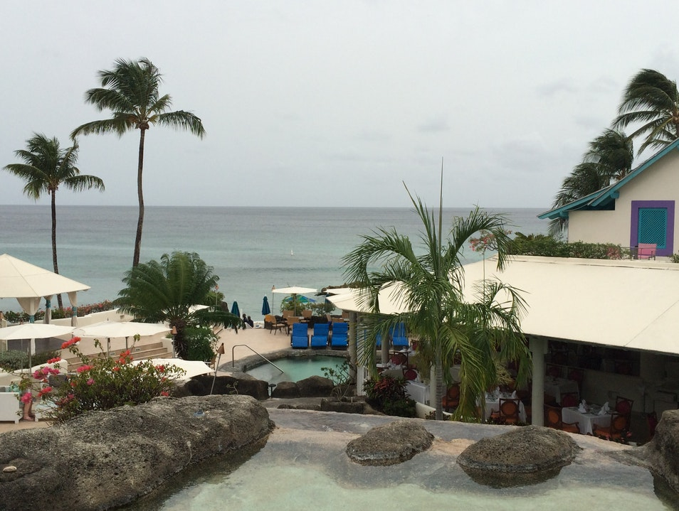 An all-inclusive boutique resort Saint James  Barbados