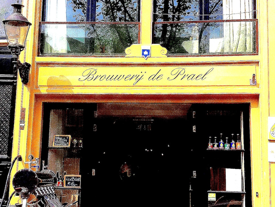 What's Brewing in Amsterdam's Red Light District: Brouwerij de Prael Amsterdam  The Netherlands