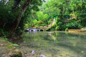 Irie River - Paradise in Jamaica
