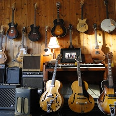 Old Style Guitar Shop
